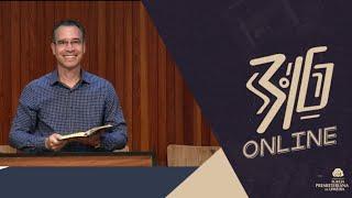 Projeto 3.16 - O Segundo Toque De Jesus