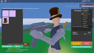 Playing strucid and killing alot of people roblox