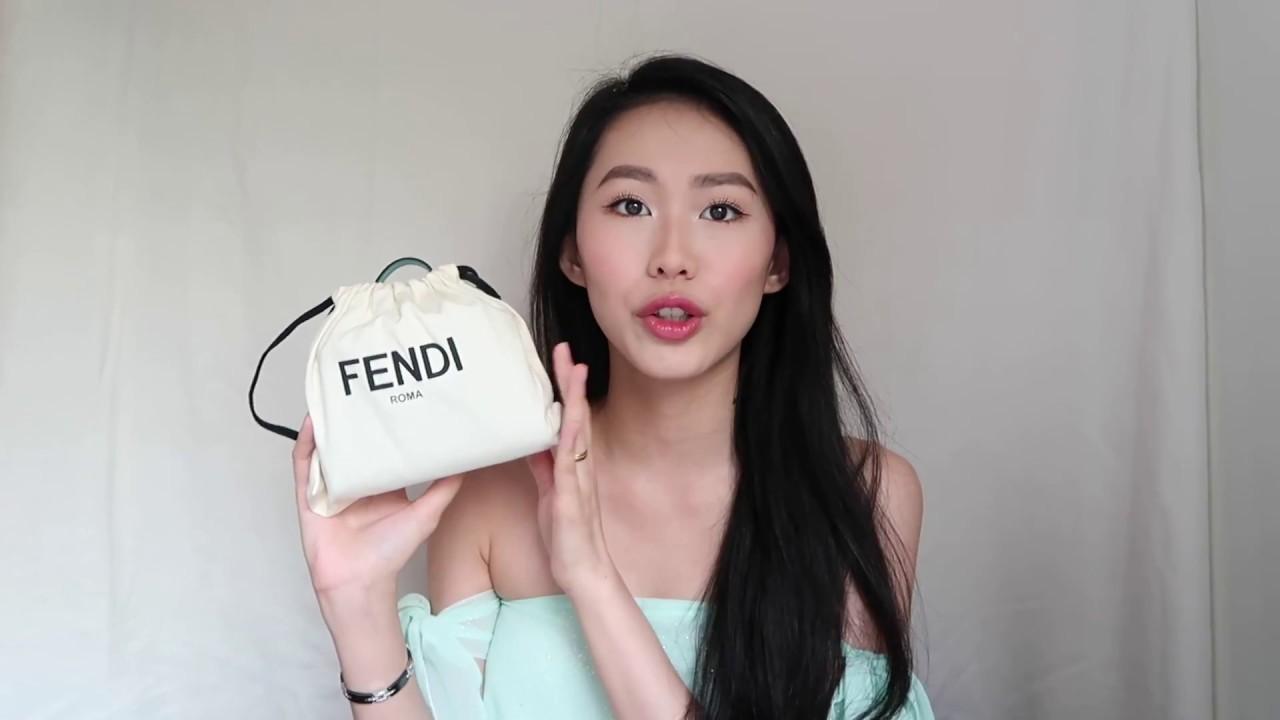FENDI MICRO PEEKABOO FULL REVIEW - YouTube a613024bb271d