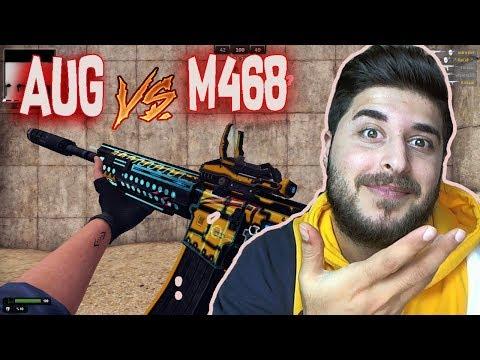 HANGİSİ DAHA İYİ ? M468 VS AUG (+6)