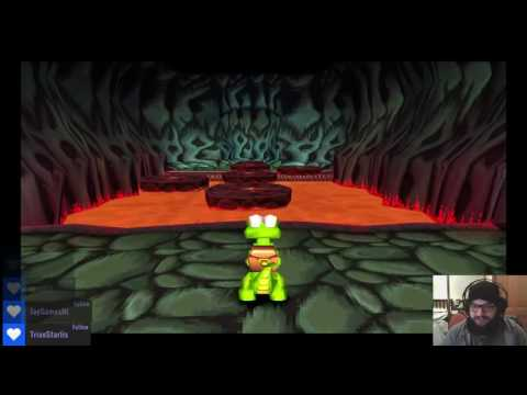 Twitch Livestream | Croc & the Legend of the Gobbos Part 1 (PC)