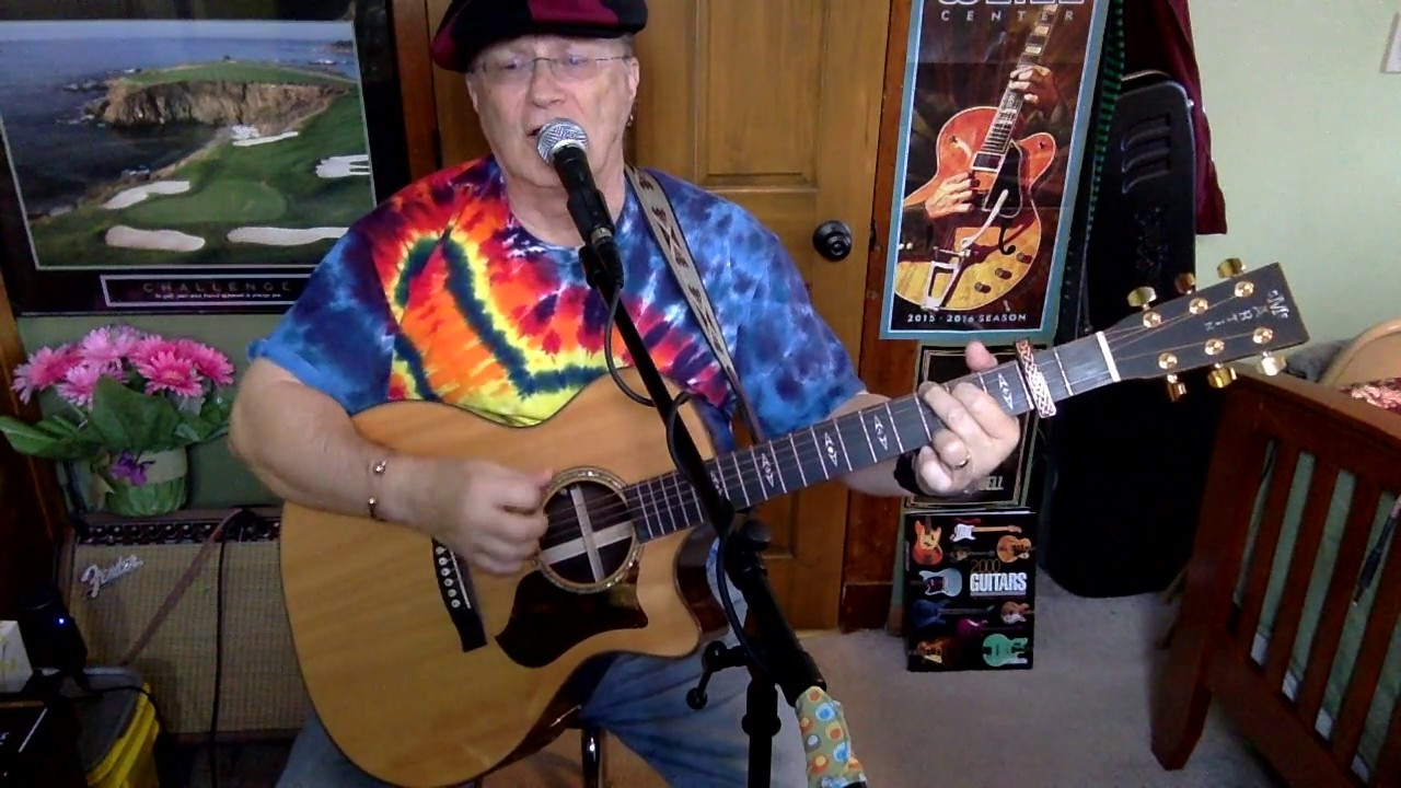2175 Gold Dust Woman Fleetwood Mac Cover Vocal Acoustic