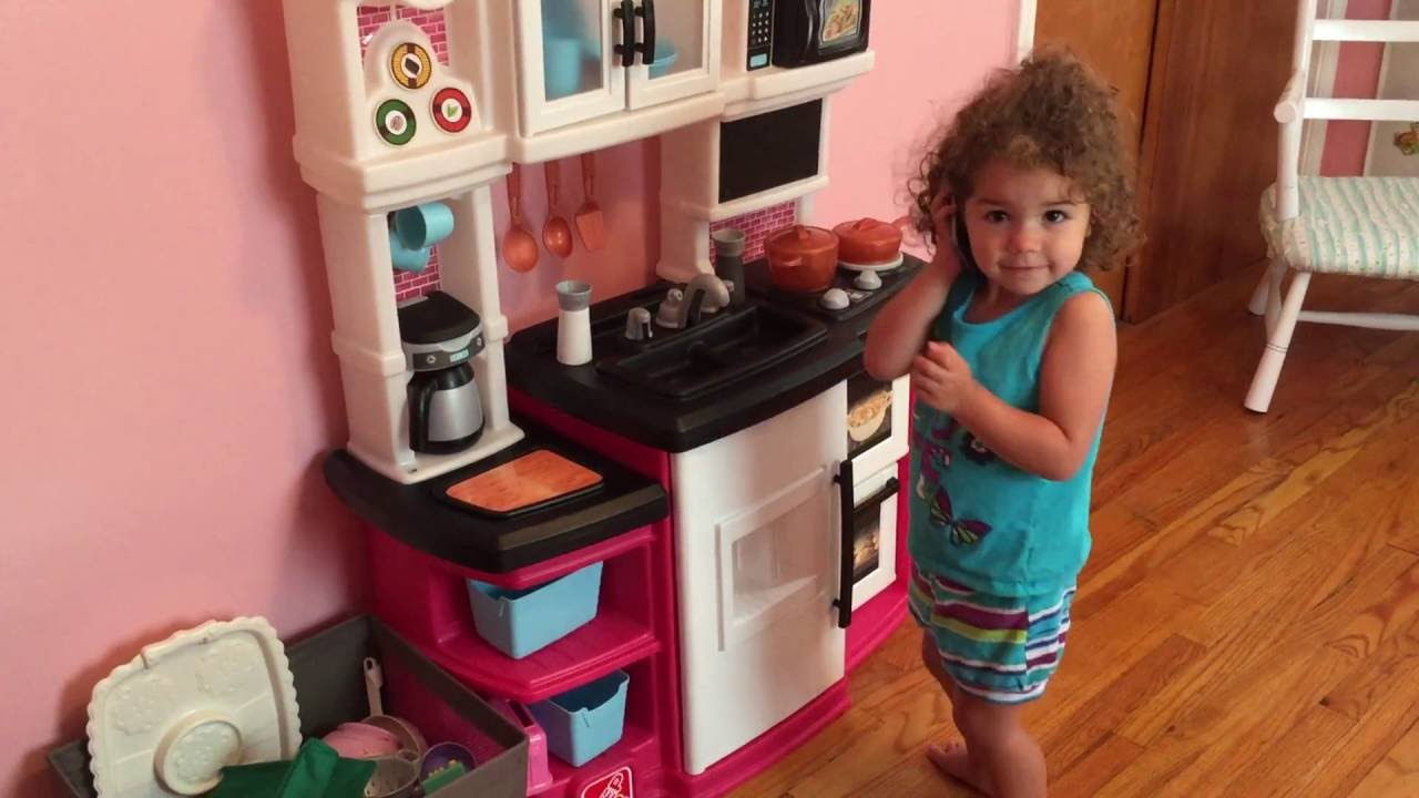 Great Gourmet Kitchen Pink Review