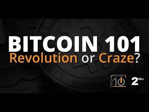 Bitcoin 101 - January 17, 2014