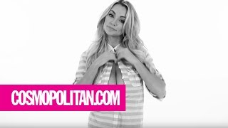 11 Big Boob Problems with Lindsey Pelas | Cosmopolitan