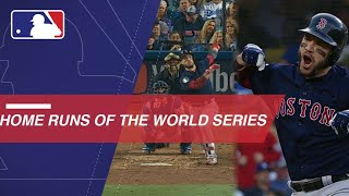 Watch all the home runs for the 2018 World Series