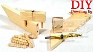 DIY Simple Doweling Jig