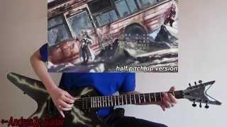 【TAB】Owari no Seraph (終わりのセラフ ED) Ending 「scaPEGoat」 Guitar Cover