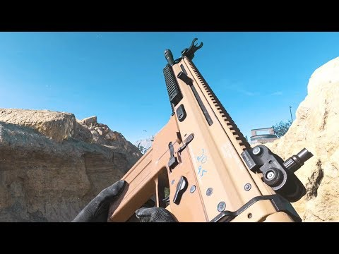 NEW SCAR GAMEPLAY! - Call of Duty Modern Warfare Multiplayer
