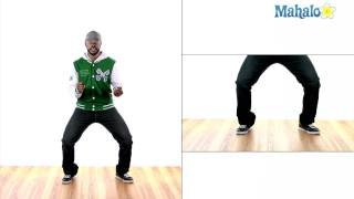 Learn Hip Hop Dance: Stick and Roll it