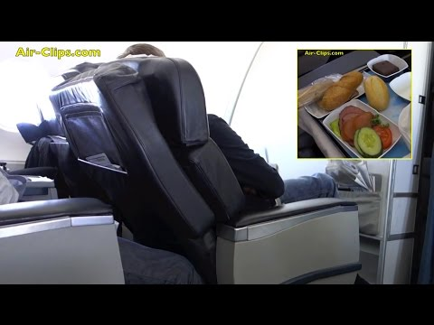 Rossiya Airbus A319 Business Class to St. Petersburg, Aeroflot flight! [AirClips full flight series]