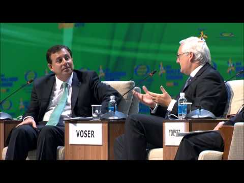 World Energy Congress 2013 - Day 2 Keynote speeches: J.Defterios; P.Voser; Y.Yousfi