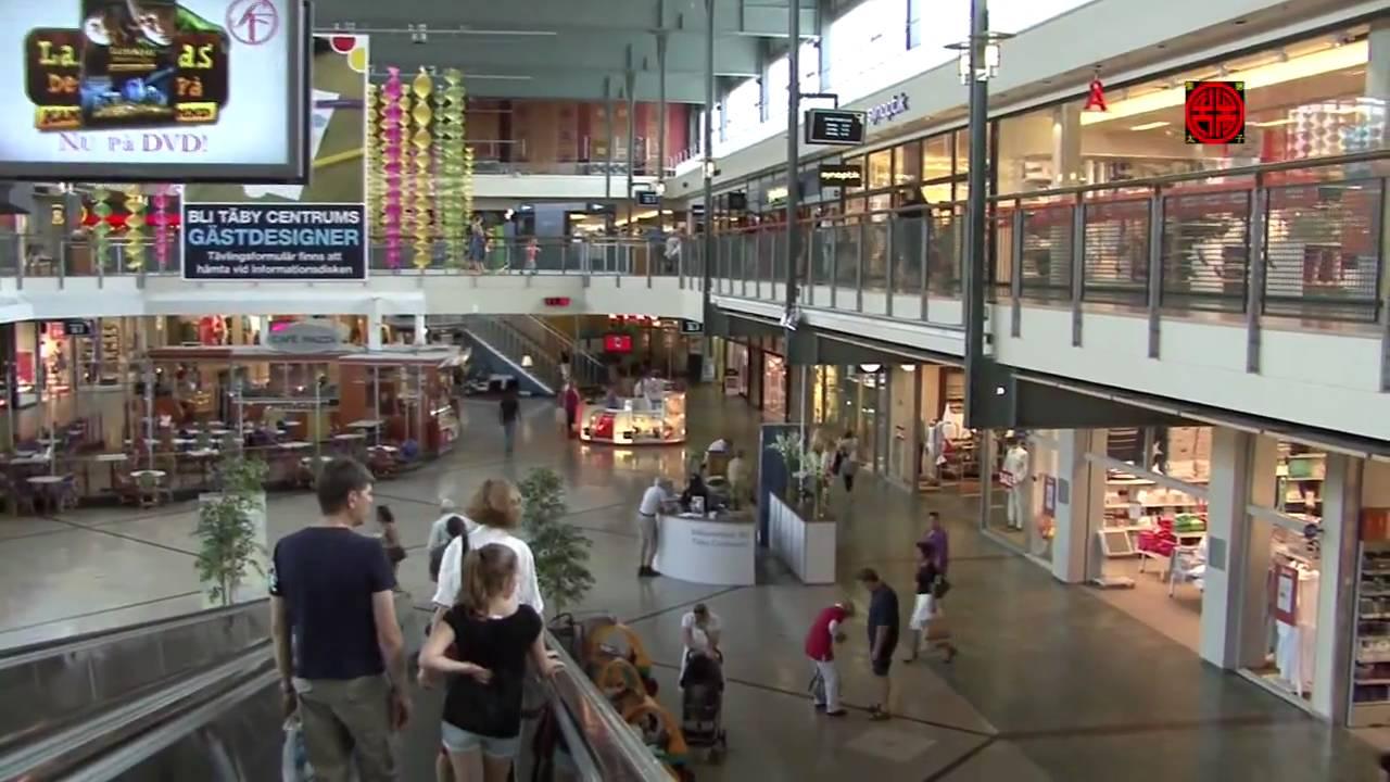 köpcentrum stockholm täby