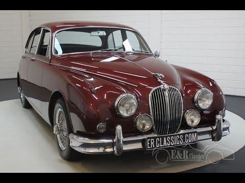 Jaguar MK2 Saloon 3.8 1960 -VIDEO- www.ERclassics.com