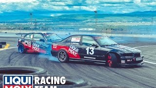 drift king georgia 2016 liqui moly bmw drift team