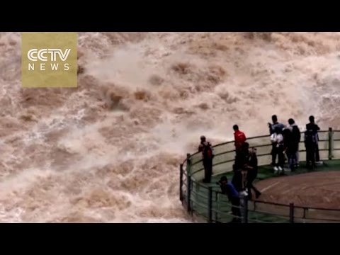 China's most renowned rivers captured by drone