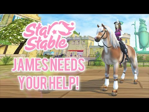 James needs your help! | Star Stable Updates