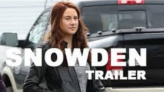 Сноуден   Русский Трейлер 2016 I  Snowden Russian Trailer 2016