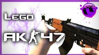 LEGO AK-47 Saldırı Tüfeği