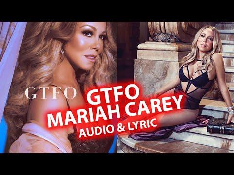 GTFO Mariah Carey | FULL Song (Audio) | LYRICS GFTO | LYRIC | NEW MARIAH SONG