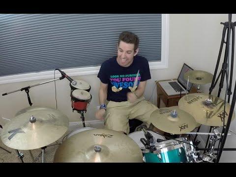 Omi - Cheerleader (Felix Jaehn Remix Radio Edit) - Drums & Percussion Cover - Studio Quality (HD)