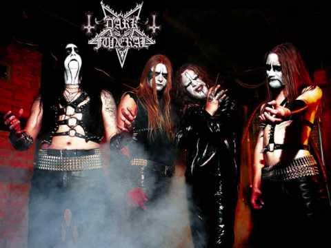 Dark Funeral - Hail Murder (Swedish black metal)