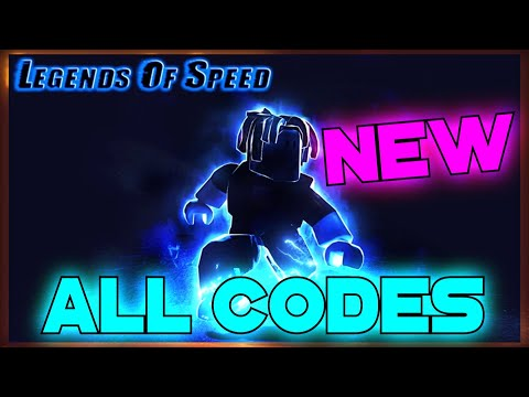 codes for legends of speed on roblox