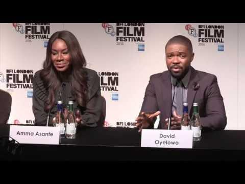 A United Kingdom - Amma Asante, David Oyelowo, Rosamund Pike, Tom Felton, Laura Carmichael