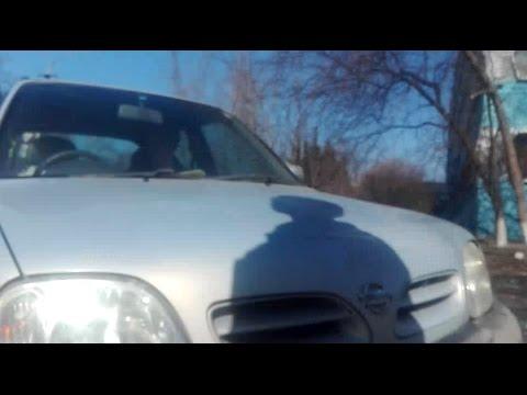 Будни механика #3 Nissan March. Поиск заправки.