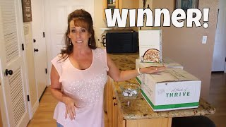 Thrive Life Give Away & Starter Box Pork Verdi Recipe