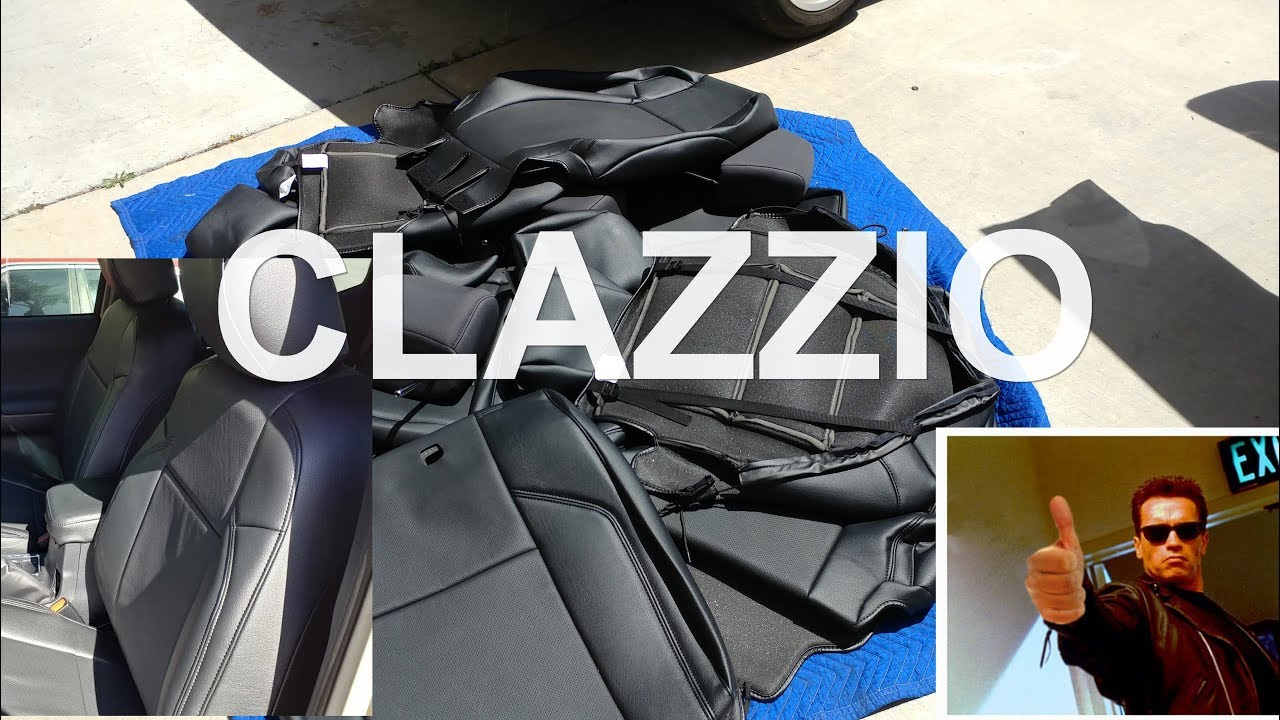 Clazzio Oem Looking Leather Seat Covers Installation Tips