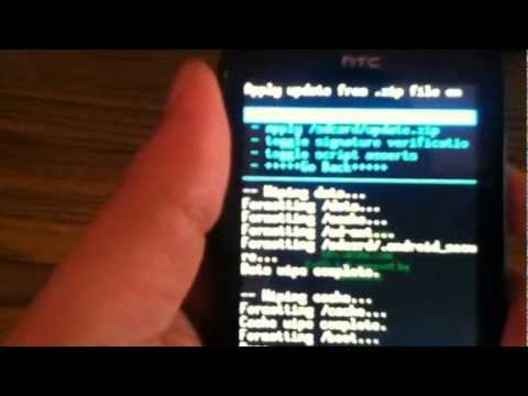 HOW TO-Install CyanogenMod 4.2 Jellybean On HTC Explorer(Pico) with true Project Butter.