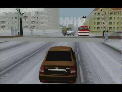 Drift в CRMP