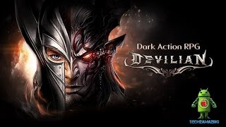 DEVILIAN iOS / Android Gameplay HD