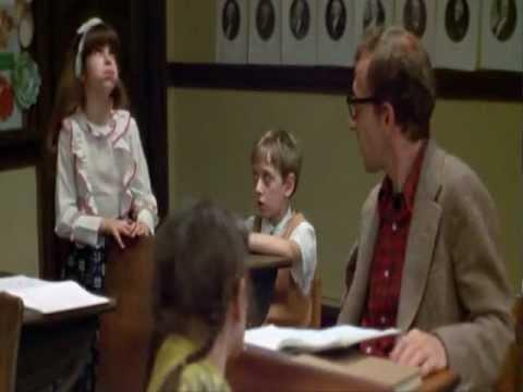 Annie Hall - La scène de l'école (VF) .wmv