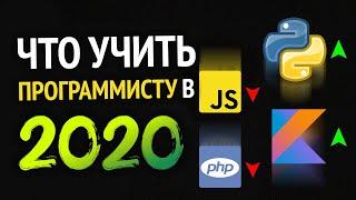 какой язык программирования учить в 2020