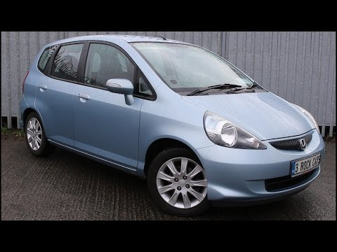 Honda Jazz 2002 - 2008 review | CarsIreland ie
