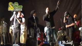 El Tren Bala - Barbaro Fines y Su Mayimbe  - Cubanada De Mr.Swing - Hnos Castillo 2012