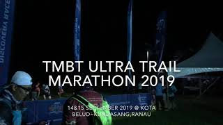 The Most Beautiful Thing (TMBT) Ultra Trail Marathon 2019