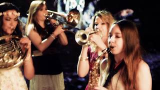 Martin Garrix Bebe Rexha In the Name of Love (Brass horns cover) Electra Brass