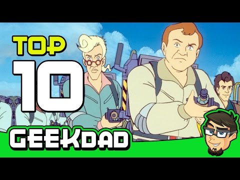 TOP 10 FORGOTTEN 80s CARTOONS!!! AWESOME 1980s CARTOON SHOWS!!