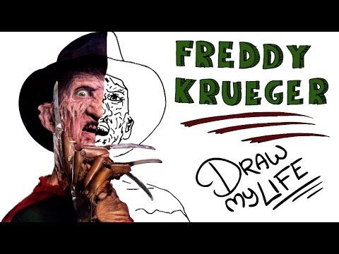 FREDDY KRUEGER   Draw My Life