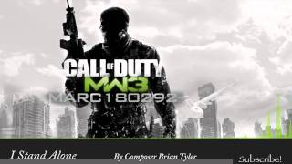 MW3 Soundtrack: I Stand Alone