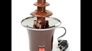Шоколадный фонтан DX.COM(, 2014-11-10T20:46:42.000Z)