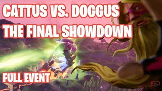 [FULL EVENT] Cattus vs. Doggus Fortnite Battle Royale Event - The Final Showdown!