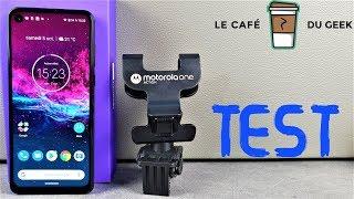 Motorola One Action Test, il intègre une action cam