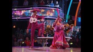 Mandla Morris & Brightyn Brems - Dancing With The Stars Juniors (DWTS Juniors) Episode 3