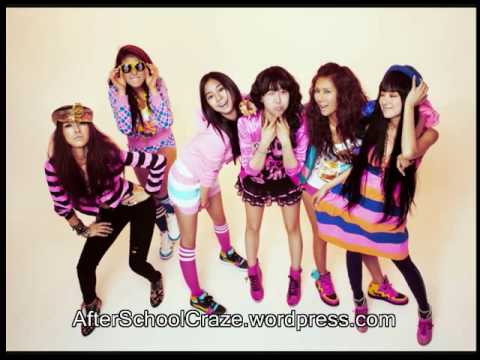 After School - Dream Girl [Audio]