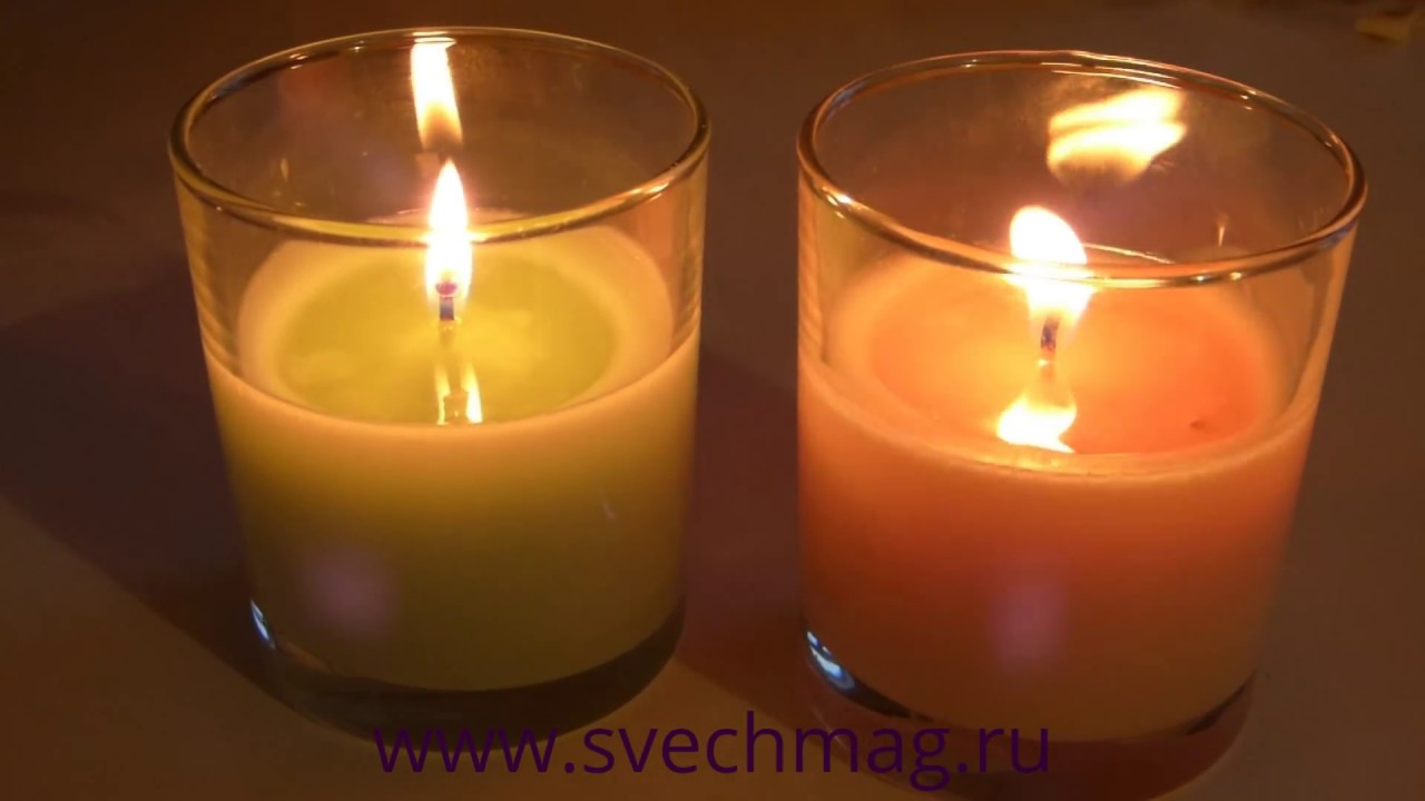 Арома свеча своими руками фото 102