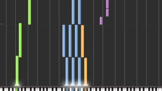 Enya - Orinoco Flow (Synthesia)
